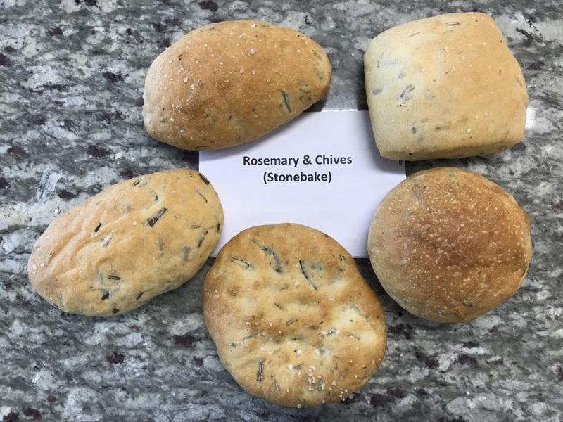 Rosemary & Chives Stonebaje